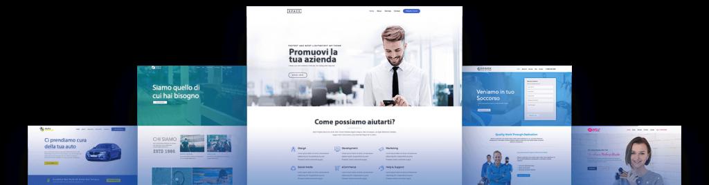 Hero Web Design Principale